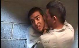 Gay sexo porno machos fodendo na prisão