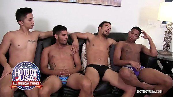 Orgia gay brasil safados numa brincadeira deliciosa