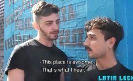 Transa de casal gay fodendo super gostoso