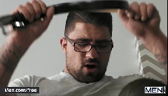 Gay dando a primeira vez seu cuzinho muito gozado
