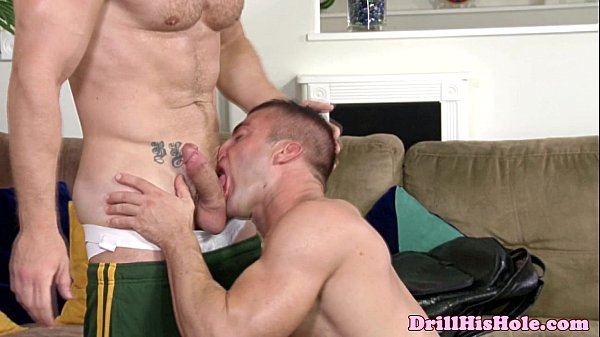 Sexo gay jovens sarados fazendo sexo gostoso