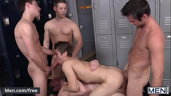 Videos de orgia gay com varios machos fodendo com prazer