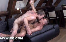 Fogo no rabo video gay com machos safados